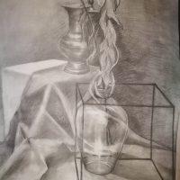 zajęcia z rysunku i malarstwa dla dzieci Warka